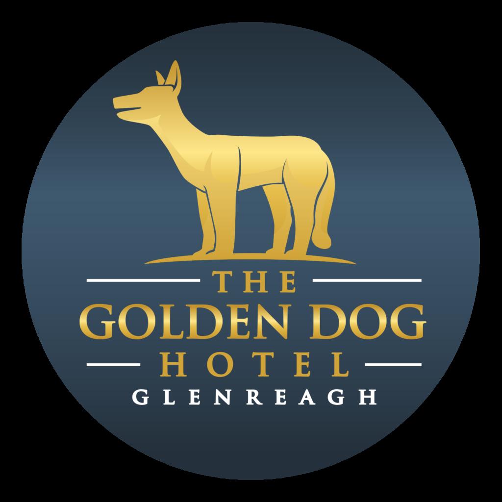 golden dog hotelFINAL (round) slate