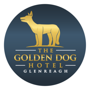 golden dog hotelFINAL (round) slate